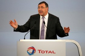 Total to move ahead with Iran gas project