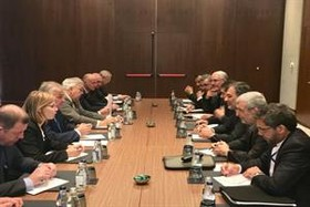Iranian delegation meets Russian, Syrian diplomats in Astana