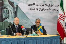 Volvo Trucks to expand operations in Iran
