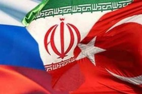 Iran, Russia, Turkey emphasize on Syria's unity, territorial integrity