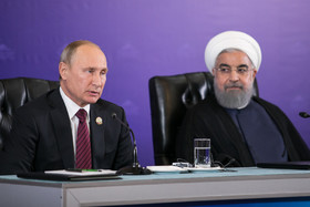 Iran's Rouhani, Russia's Putin to meet Friday