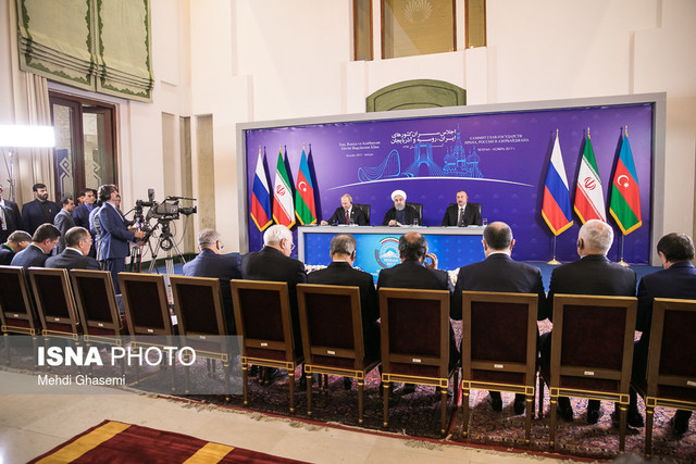 Iran, Russia, Azerbaijan trilateral interaction develops regional stability, cooperation