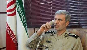 Iran, Iraq defense ministers hold phone call on latest regional developments