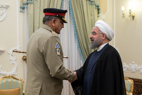 Iran welcomes deepening Tehran-Islamabad defense, military cooperation
