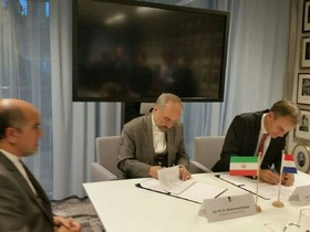 Iran, Netherlands sign action plan for developing cooperation