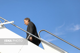 Iranian First Vice-President departs for Baghdad