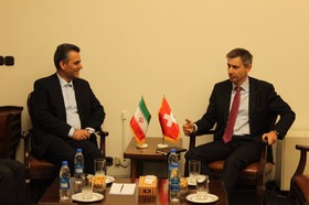 Iran, Switzerland stress on developing nuclear cooperation