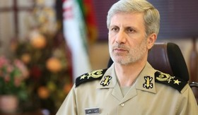 Iranian Defense Minister departs for Russia