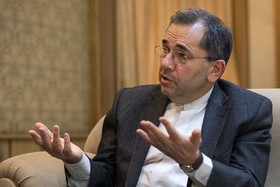 Iran envoy to UN says under current circumstances, how could any rational nation trust U.S. offer of dialogue?