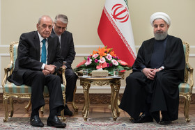 Iranian gov't, nation stand by Lebanese gov't, nation