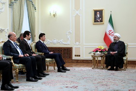 Iran always backs integrated, united Iraq