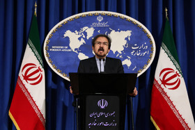 Every madman thinks all other men mad: Iran's FM spokesman to US' Bolton