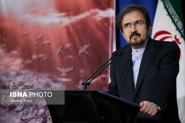 'Bolton's remarks show his deep grudge against Iranians'