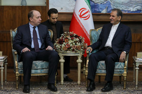 Iranian first Vice-President, Belarusian industry minister hold talks on Tuesday
