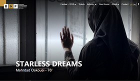 """Starless Dreams"" screened at Budapest Festival"
