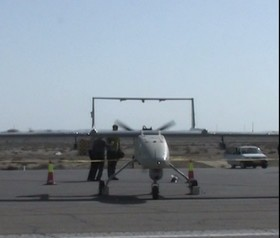 Iran inaugurates production line of drone equipped with precision smart bomb