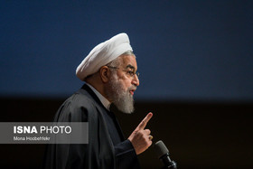 Maximum pressures can't force Iran to surrender: President Rouhani