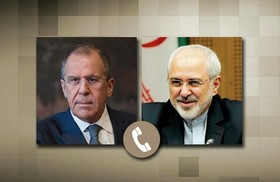Iran's Zarif, Russia's Lavrov hold phone call on Syria