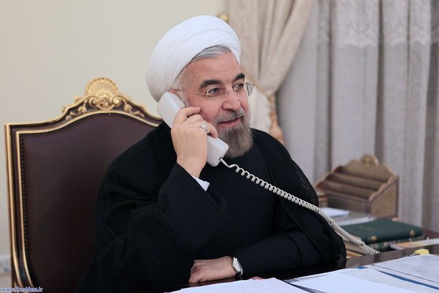 Iran favours moderation, rationality in int'l ties: President