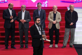 36th Fajr film festival closing ceremony