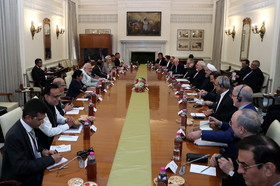 Tehran welcomes deepening ties with New Delhi in all fields