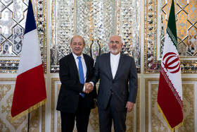 Zarif's message delivered to French FM