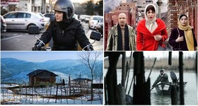 4 Iranian films at Tiburon International Film Festival