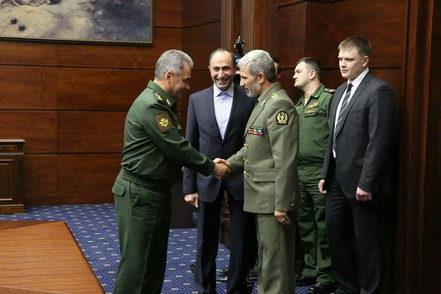 Iran pledges to continue cooperation with Russia until total elimination of terrorists: Defense Minister