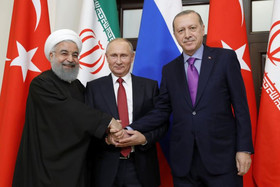 Joint statement by Presidents of Iran, Russia, Turkey