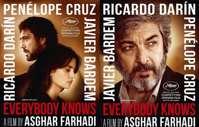 """Farhadi's """"Everybody Knows"""" to be screened in Russia Sept. 20"""