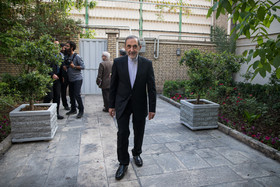 Velayati arrives in Syria