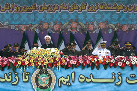 Iran's National Army Day