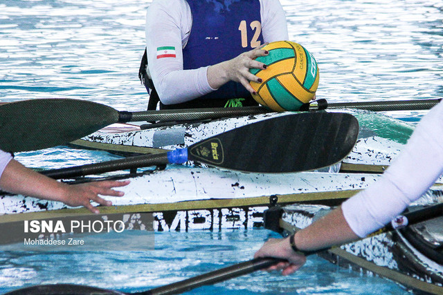 Iran's women team wins 2018 Asian Games canoe polo championships