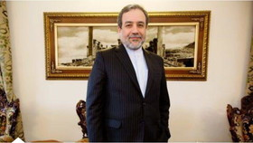 Iran deputy FM arrives in Kabul