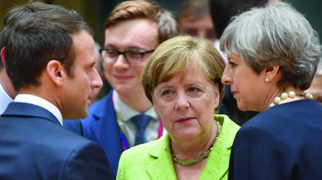 UK, France, Germany backing for Iran nuclear deal
