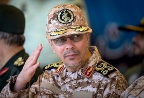 Iranian armed forces on high state of readiness: Chief of Staff
