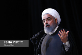 Iran has not abandoned option of negotiation: President Rouhani