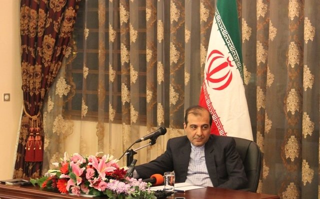 Iranian diplomat, Ansarullah spokesman hold phone talks