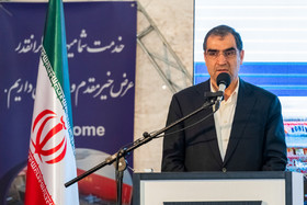 The biggest blood bag manufacturing company of the Middle East was inaugurated on Monday May 14 in Alborz province of Iran in the presence of the Iran's Health and Medical Education Minister Hassan Ghazizadeh Hashemi.
