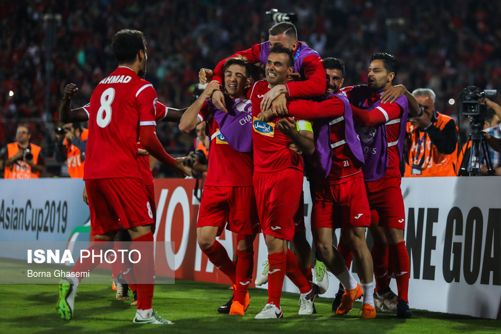 Isna Iran S Persepolis F C Enters Quarter Finals In Afc Champions League
