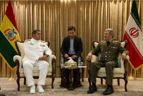 Iran ready for military cooperation with Bolivia