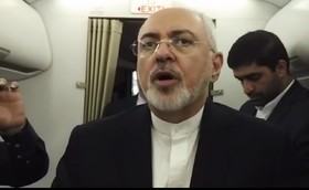 "Zarif calls talks with EU ""good and constructive"""