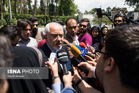 Zarif says US sells its foreign policy to any pressure group spends more money