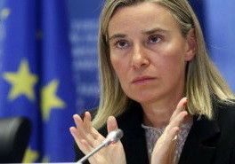 Mogherini says EU remains committed to preserve JCPOA