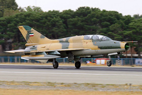 Iran's army fighter crashes in Isfahan province; no casualty reported