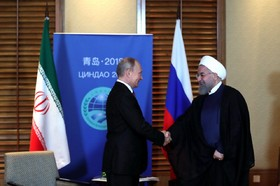 Putin stresses on specific results in cooperation with Iran to settle Syrian conflict