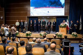 The ceremony of International Day against Drug Abuse and Illicit Trafficking was held on Tuesday July 3 in Tehran.