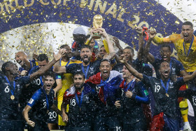 France win FIFA World Cup for second time