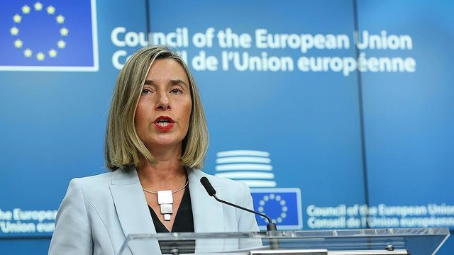 To avoid arms race, multilateral mechanisms such as JCPOA Needed: Mogherini