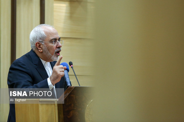 Iran's Zarif responds decisively to Trump's fiery tweet